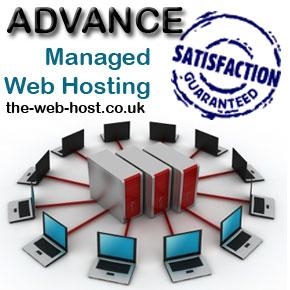 Advanced Web Hosting Package