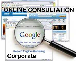 Corporate Online Business Consultation