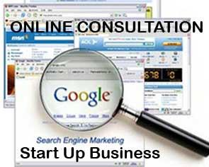 Online Consultation Start Up Business