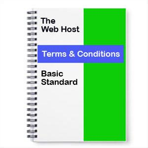 Basic Standard Terms and COnditions