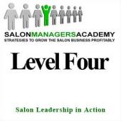 Salon Managers Academy Level 4