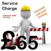Webmaster Service Charge A