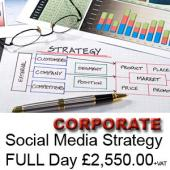 Corporate Social Media Strategies