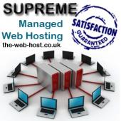 Supreme Web Hosting Package