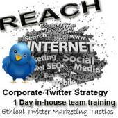 Corporate Twitter Marketing Strategies
