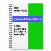 Small Business Website Terms and COnditions