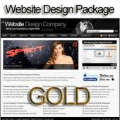Gold Website Design and Hosting