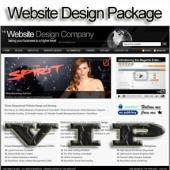 VIP Website Design and Hosting